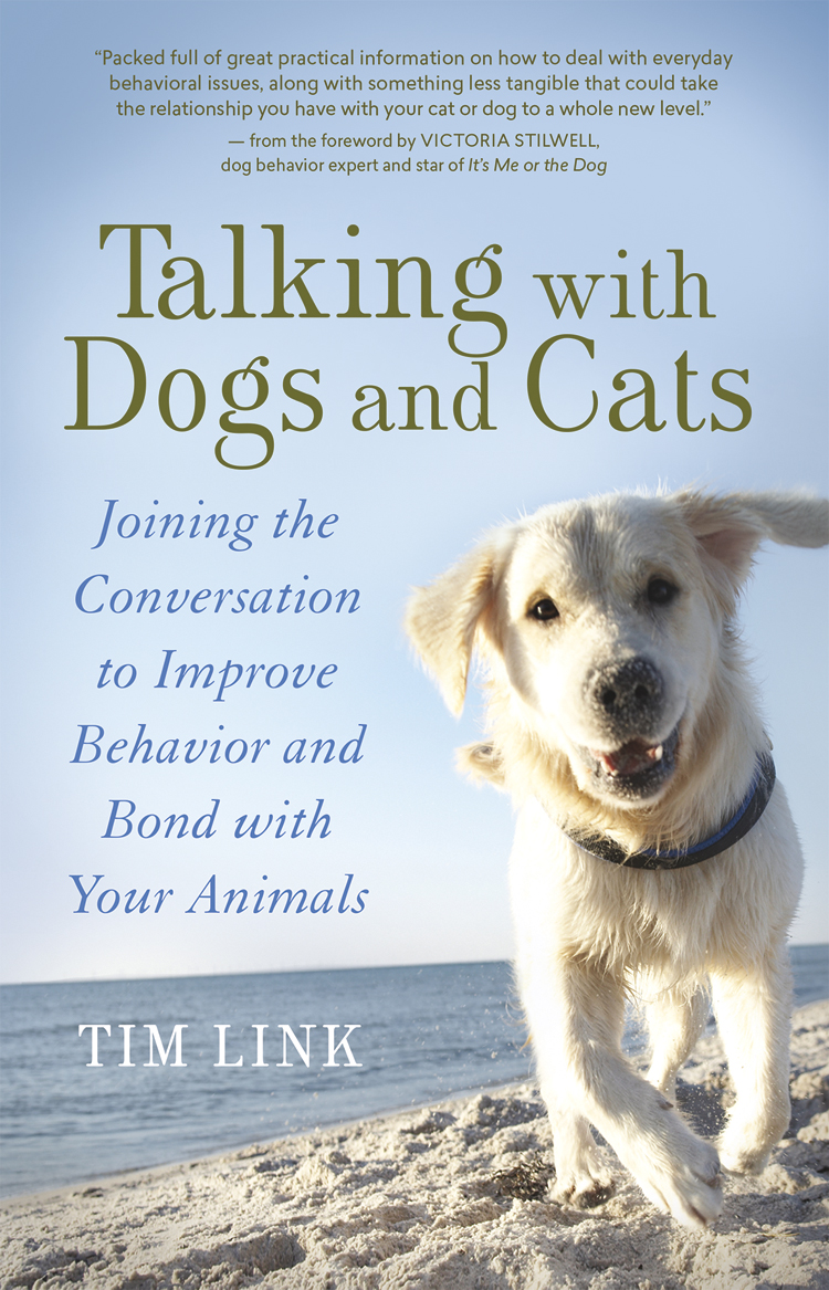 talking with dogs and cats